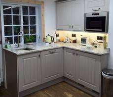 Burford Stone Kitchen